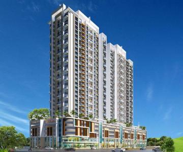 Gallery Cover Image of 600 Sq.ft 1 BHK Apartment for buy in Mahaavir Pride, Dombivli East for 4405000