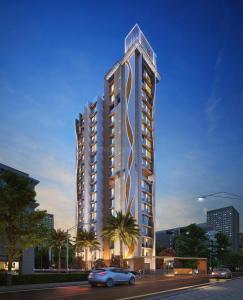 Gallery Cover Image of 551 Sq.ft 1 BHK Apartment for buy in Safal Ganga Smruti, Chembur for 9900000