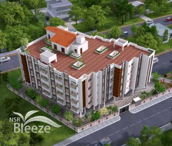 Gallery Cover Image of 950 Sq.ft 2 BHK Apartment for buy in NSR Projects Breeze, Vajarahalli for 4275000