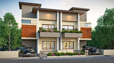 Gallery Cover Image of 1575 Sq.ft 3 BHK Apartment for buy in  Sharnam 11, Satellite for 10000000