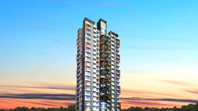 Gallery Cover Image of 960 Sq.ft 2 BHK Apartment for rent in Poddar Samadhan Apartments, Goregaon West for 42000