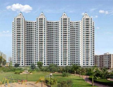 Gallery Cover Image of 980 Sq.ft 2 BHK Apartment for rent in Supreme Lake Florence, Powai for 40000