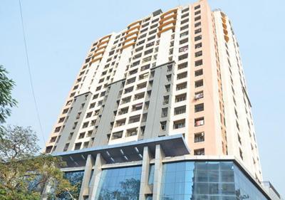 Gallery Cover Pic of Samrin Purnashanti Heights