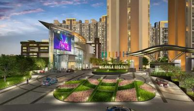 Gallery Cover Image of 1493 Sq.ft 3 BHK Apartment for buy in Ganga Legends County, Bavdhan for 12700000