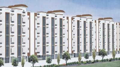 Gallery Cover Pic of SRS Affordable Housing Project- Sec-6
