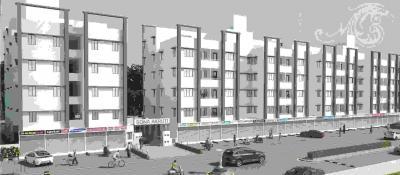 Gallery Cover Image of 817 Sq.ft 1 RK Apartment for buy in Dwarkesh Sona Akruti, Vastral for 2400000