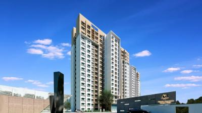 Gallery Cover Image of 628 Sq.ft 1 BHK Apartment for buy in Bagamane Temple Bells, RR Nagar for 4500000