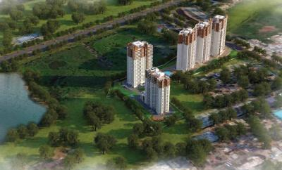 Gallery Cover Image of 1339 Sq.ft 2 BHK Apartment for buy in Prestige Misty Waters Vista Tower, Nagavara for 11800000
