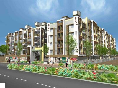 Gallery Cover Image of 1000 Sq.ft 2 BHK Apartment for rent in Shree Ram Shriram Kutir, Nava Naroda for 5000