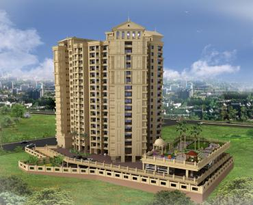 Gallery Cover Image of 759 Sq.ft 2 BHK Apartment for buy in Rosa Royale, Hiranandani Estate for 11200000