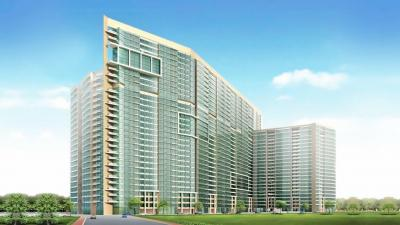 Gallery Cover Image of 1650 Sq.ft 3 BHK Apartment for rent in Kanakia Paris, Bandra East for 121000