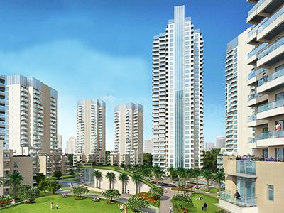 Gallery Cover Image of 1433 Sq.ft 2 BHK Apartment for buy in M3M Merlin Iconic Tower, Sector 67 for 7000000