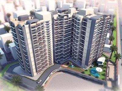 Gallery Cover Image of 770 Sq.ft 1 BHK Apartment for buy in Daichi Aabiel Heights, Bhayandar West for 6000000