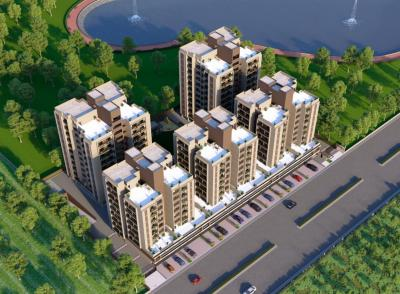 Gallery Cover Image of 1845 Sq.ft 3 BHK Apartment for buy in Maharaj Sarang Lakeview, Vaishno Devi Circle for 7585000
