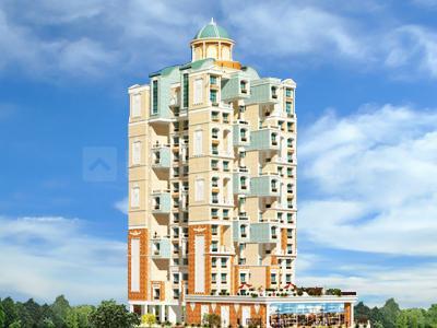 Gallery Cover Image of 2302 Sq.ft 4 BHK Apartment for buy in Shah Mahavir Ornate, Kopar Khairane for 25000000