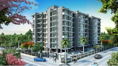 Gallery Cover Image of 1064 Sq.ft 2 BHK Apartment for buy in Doon Republic, Jakhan for 5000000
