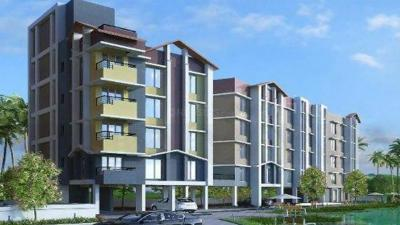 Gallery Cover Image of 640 Sq.ft 2 BHK Apartment for buy in Multiline Tulip Garden, Narendrapur for 2120000