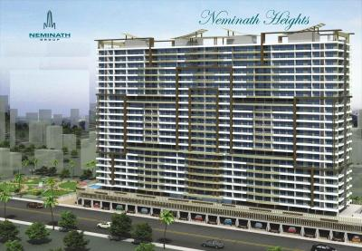 Gallery Cover Pic of Neminath Heights Wing B C D