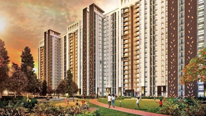 Gallery Cover Pic of Lodha Upper Thane Greenville A To I E1