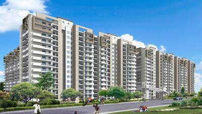 Gallery Cover Image of 1275 Sq.ft 2 BHK Apartment for rent in Dwarkadhish Aravali Greenville, sector 22 for 9000