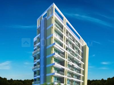 Gallery Cover Image of 650 Sq.ft 1 BHK Apartment for buy in Sai Darshan, Ghansoli for 6800000