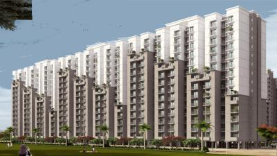Gallery Cover Image of 840 Sq.ft 2 BHK Apartment for rent in Aditya Urban Homes, Bamheta Village for 7600
