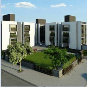 Gallery Cover Image of 2000 Sq.ft 3 BHK Apartment for rent in Leela Buildcon and Infrastructure Leela Palak, Thaltej for 45000