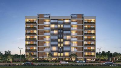 Gallery Cover Image of 600 Sq.ft 1 BHK Apartment for rent in Pearl The Grand Eastern, Nikol for 8800