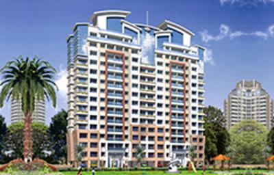 Gallery Cover Image of 1090 Sq.ft 2 BHK Apartment for buy in Supreme Willows, Kandivali West for 14500000