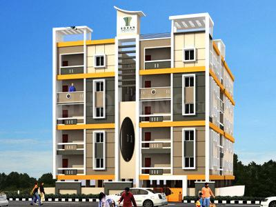 Gallery Cover Image of 200 Sq.ft 1 BHK Independent House for rent in VRR Nagaram, Nagaram for 3500