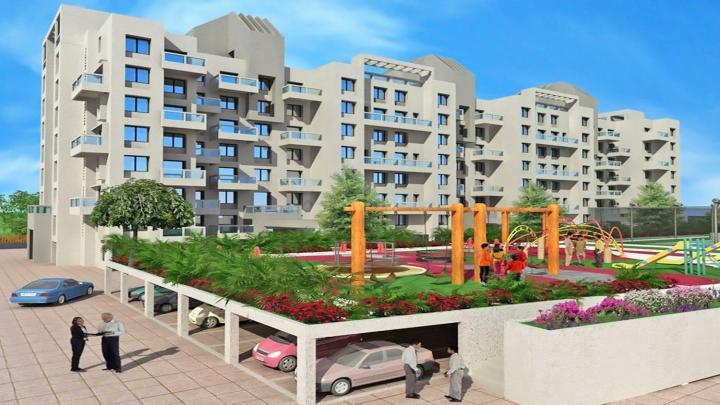 येरवाड़ा  में 9800000  खरीदें के लिए 9800000 Sq.ft 2 BHK अपार्टमेंट के प्रोजेक्ट  की तस्वीर