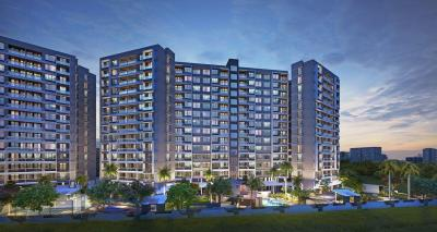 Gallery Cover Image of 1182 Sq.ft 3 BHK Apartment for buy in Amorapolis, Dhanori for 7000000