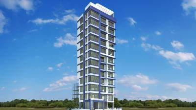 Gallery Cover Image of 1350 Sq.ft 3 BHK Apartment for rent in Matoshree Empress, Dadar East for 140000
