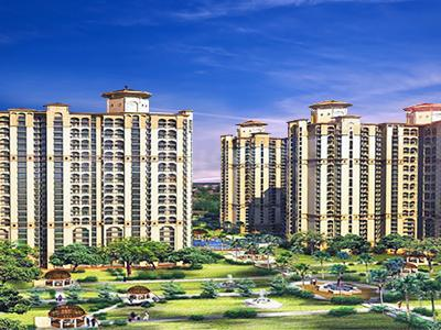 Gallery Cover Image of 365 Sq.ft 1 RK Apartment for rent in DLF Capital Greens, Karampura, New Delhi, Moti Nagar for 16000