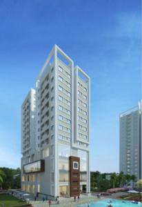 Gallery Cover Image of 615 Sq.ft 1 BHK Apartment for buy in Vaishnavi Gardenia, T Dasarahalli for 4950000