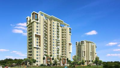 Gallery Cover Image of 300 Sq.ft 1 RK Apartment for buy in Emaar Palm Gardens, Sector 84 for 800000