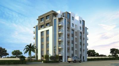 Gallery Cover Image of 1210 Sq.ft 3 BHK Independent House for buy in Shree Jay Ambe Shukan-7, Karelibaug for 12300000