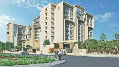 Gallery Cover Image of 1395 Sq.ft 2 BHK Apartment for rent in Harmony, Halasahalli for 25000