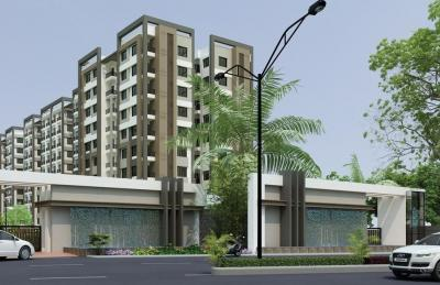 Gallery Cover Image of 1015 Sq.ft 2 BHK Apartment for buy in Sairang Heights, Atladara for 2900000