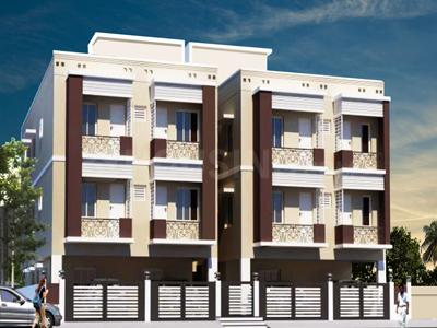 Gallery Cover Image of 1200 Sq.ft 1 RK Independent House for buy in Hometech's Alaya Phase - 1, Urapakkam for 14000000