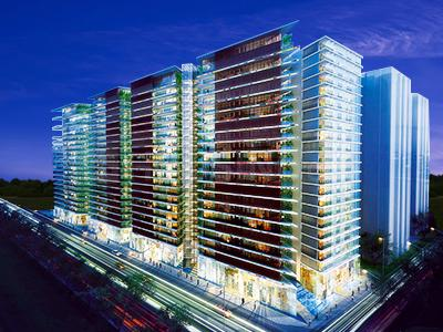 Gallery Cover Image of 3240 Sq.ft 3 BHK Apartment for buy in Rustomjee Elements, Andheri West for 110000000