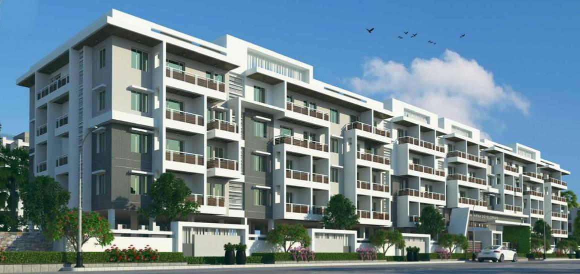 Gallery Cover Pic of SM Infra Platina