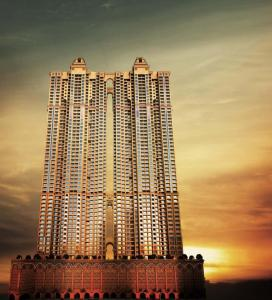 Gallery Cover Image of 1275 Sq.ft 2 BHK Apartment for buy in Arihant Clan Aalishan Phase II, Kharghar for 10000000