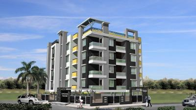 Gallery Cover Image of 1100 Sq.ft 2 BHK Apartment for buy in Komal Navratna Paradise, Dudhia for 2200000