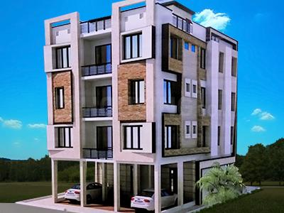 Gallery Cover Pic of 105, Sarsuna Main Road