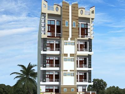 Gallery Cover Pic of Maan Apartment-II