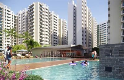 Gallery Cover Image of 1200 Sq.ft 3 BHK Apartment for rent in Vinay Unique Group Gardens, Virar West for 22000