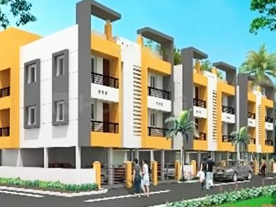 Gallery Cover Image of 1664 Sq.ft 3 BHK Apartment for buy in Global Ramchandra Enclave, Iyyappanthangal for 5950000