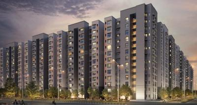 Gallery Cover Image of 380 Sq.ft 1 BHK Apartment for buy in Lodha Codename Golden Dream, Antarli for 3299000