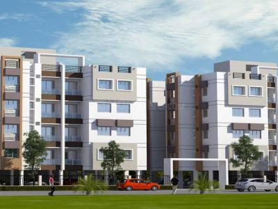 Gallery Cover Image of 1750 Sq.ft 3 BHK Apartment for rent in Primarc Parvati Residency, Phool Bagan for 45000